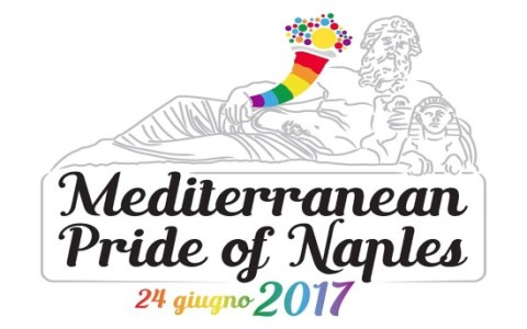 Il Mediterranean Pride attraversa Napoli come un'onda