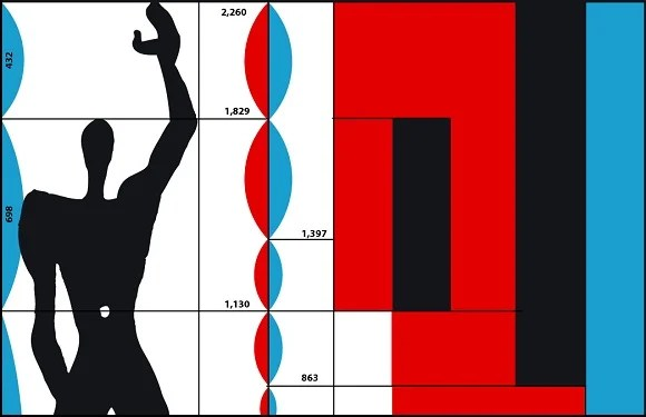 1,618: il numero della proporzione divina
