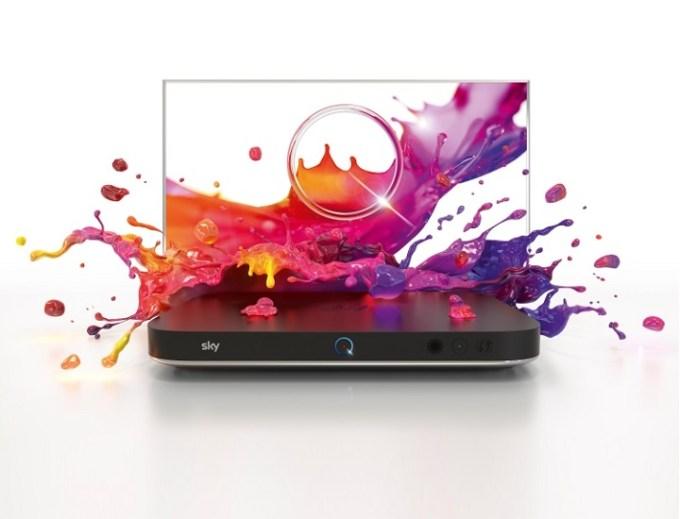 SKY Q, il nuovo modo di guardare la TV