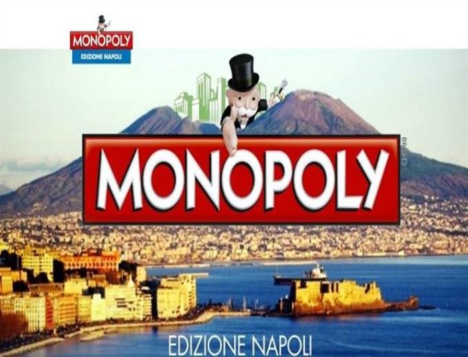 Arriva il Monopoly Napoli, interamente dedicato alla città
