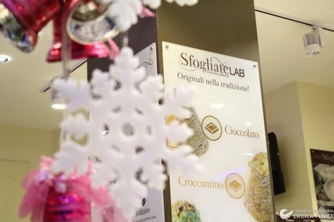 """Sfogliatelab: Nasce la Sfogliacampanella al gusto """"panettone"""""""