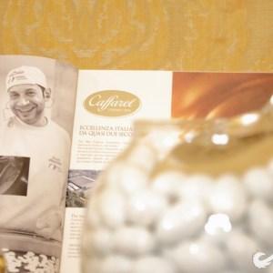 Il nuovo confetto Maxtris con cioccolato Caffarel: un connubio perfetto