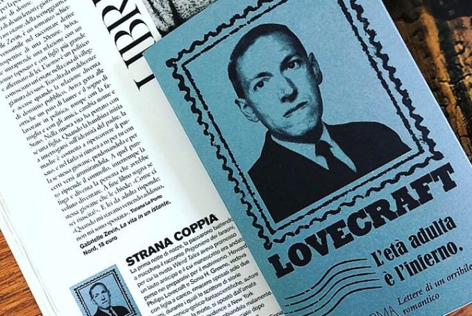 L'età adulta è l'inferno: il maestro dell'horror Lovecraft spaventato dall'amore