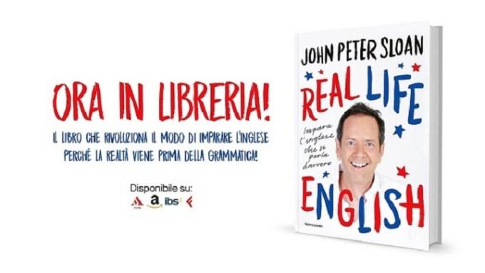 John Peter Sloan al Festival Mann: Real Life English e la didattica dell'inglese