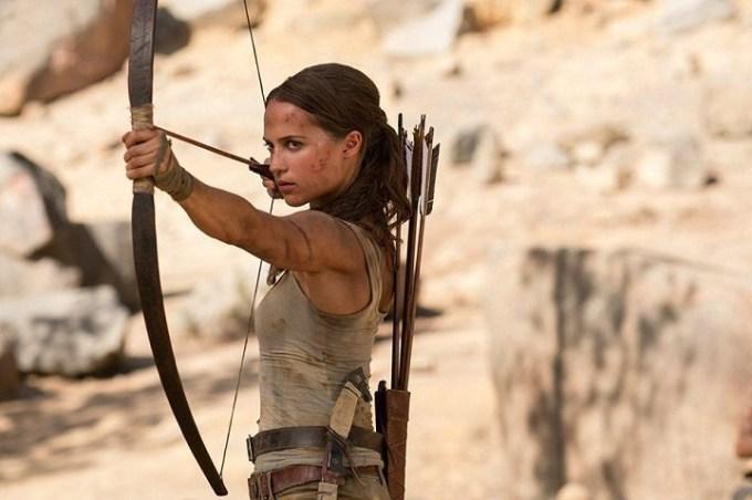 Tomb Raider - dalla donna sexy alla donna forte