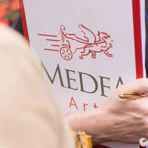Alla scoperta di Palazzo Salerno con Medea Art