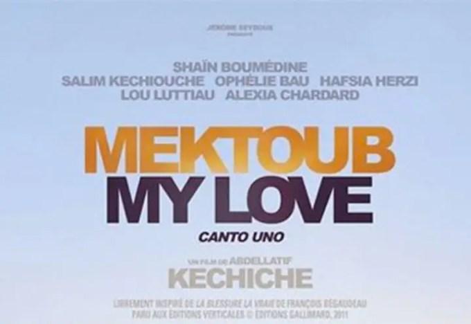 Mektoub, My Love - Canto uno: sensuale e brioso
