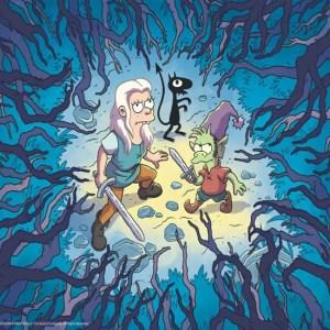 Disincanto: il nuovo capolavoro di Matt Groening presto su Netlix