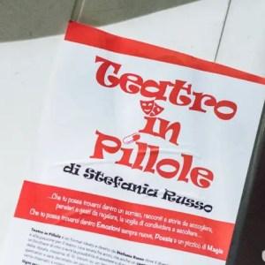 Teatro in pillole di Stefania Russo: speciale estate a Villa Domi