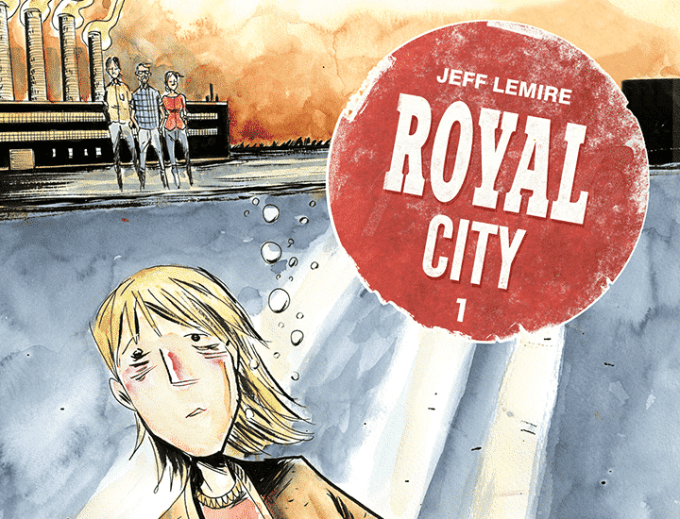 Royal city vol 1 e 2: Jeff Lemire per Bao Publishing