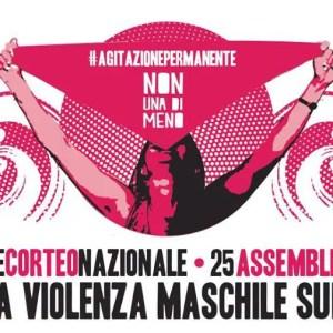 Non una di meno, manifestazione a Roma il 24 novembre