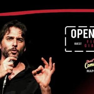 Open-mic con Filippo Giardina il 24 Febbraio al Kestè