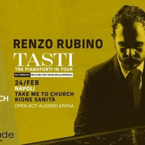 Take me to Church presenta Renzo Rubino