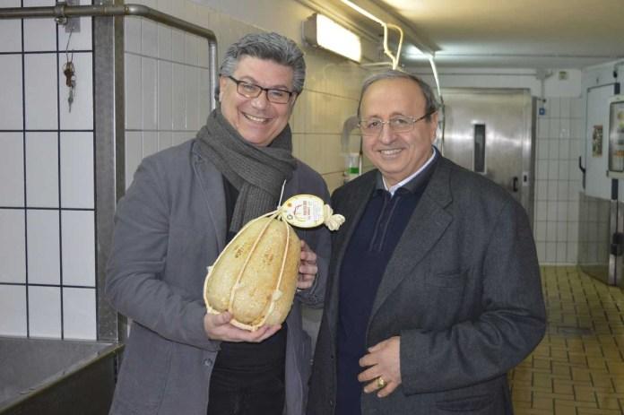 Vincenzo Peretti e Giosuè De Simone