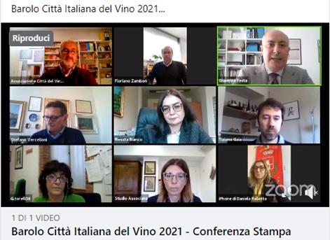 Giuseppe Festa Conferenza Stampa