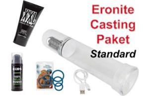 Neu im Handel: Das Eronite-Casting-Paket Standard
