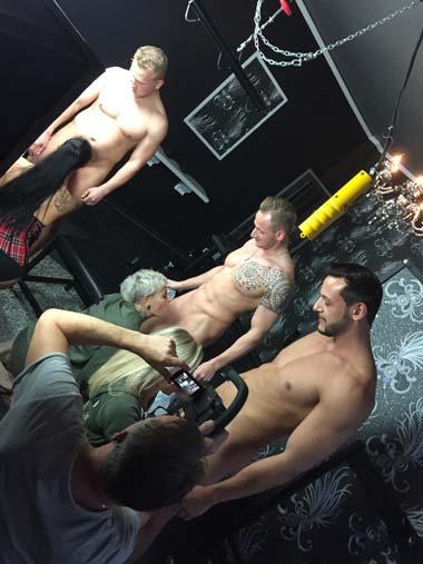 Dirty Tina beim Pornocasting Dortmund