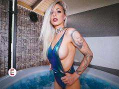 Porn star reinvents herself: Lucy Cat becomes Just Lucy