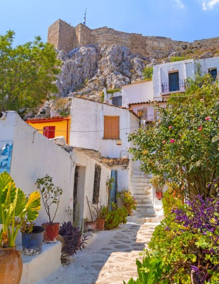 athens mykonos minimoon greece trip
