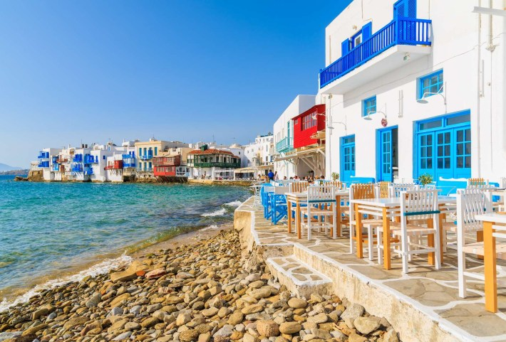 Experiencing the authentic face of Greece: Athens, Tinos, Mykonos & Naxos