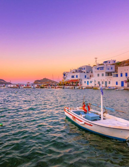 13-Day Trip to Athens, Tinos, Mykonos & Naxos