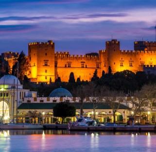 A little bit of everything: Athens, Santorini, Heraklion & Rhodes