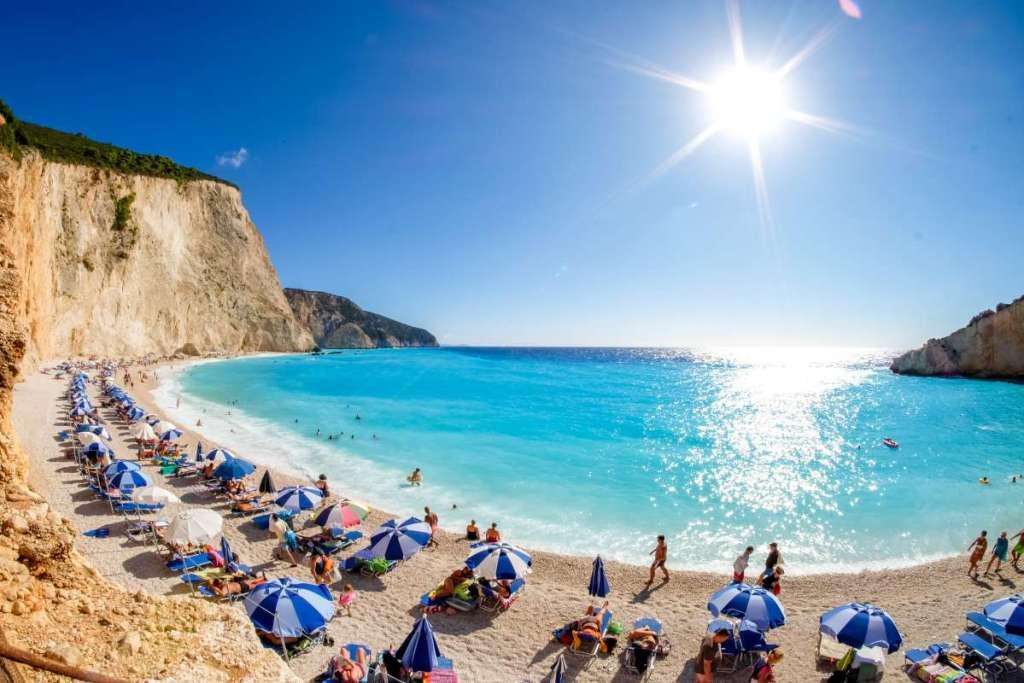 Lefkada-porto-katsiki-beach-Calin-Stan-shutterstock-plan-a-honeymoon-trip-to-Greece