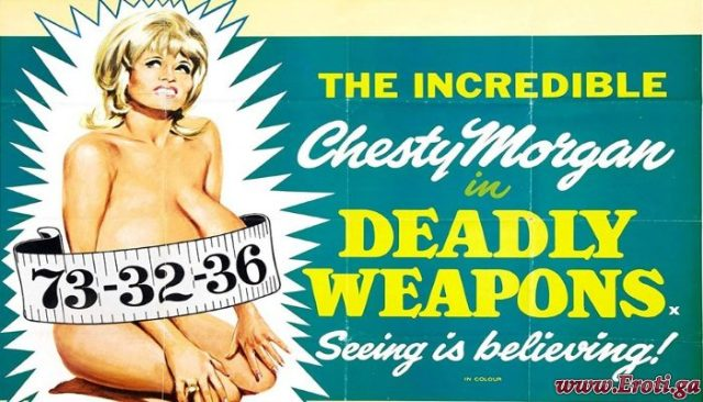 Deadly Weapons (1974) (Chesty Morgan) watch online