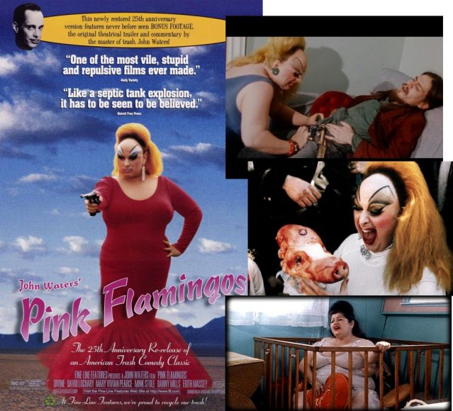 Pink Flamingos   1972 Cult Adult Comedy Full Movie (Italian Subtitle)