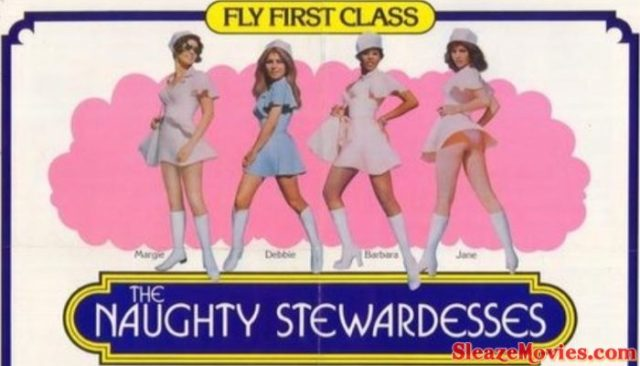 The Naughty Stewardesses (1975) watch online