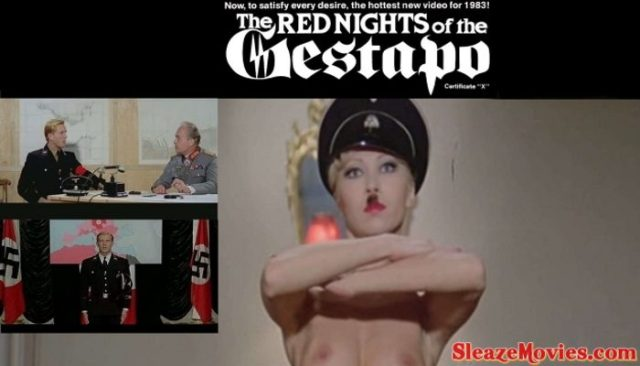 The Red Nights of the Gestapo (1977) watch online