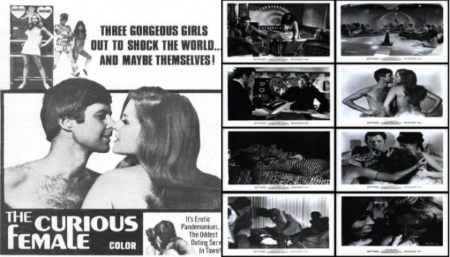 The Curious Female (1970) watch online