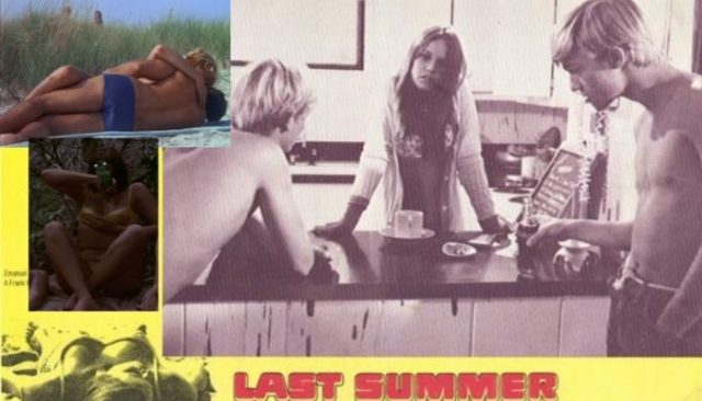 Last Summer (1969) watch online