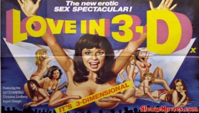 Love in 3-D (1973) watch online softcore