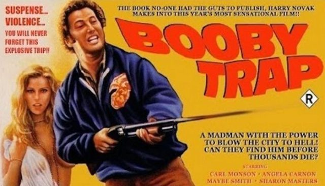 Booby Trap (1970) watch rare exploitation