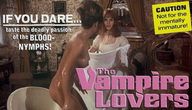 The Vampire Lovers (1970) watch uncut