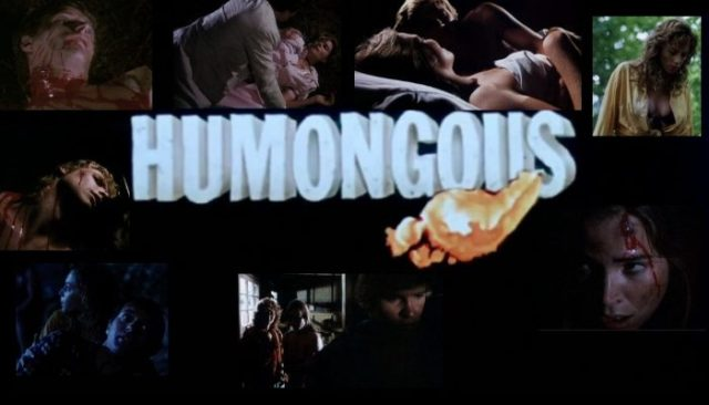 Humongous (1982) watch uncut