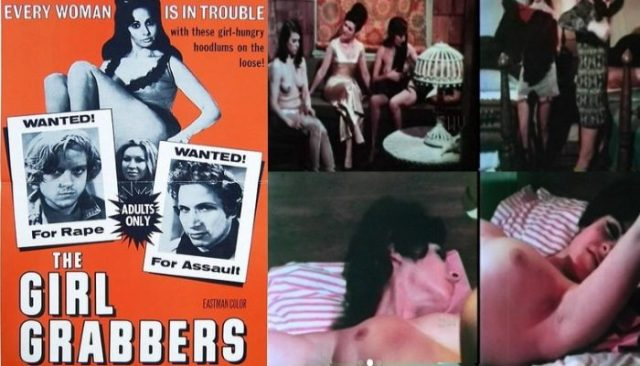 The Girl Grabbers (1968) watch online