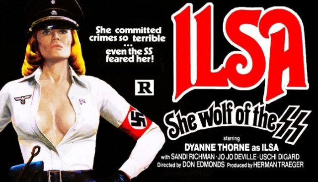 Ilsa She Wolf of the SS (1975) watch online