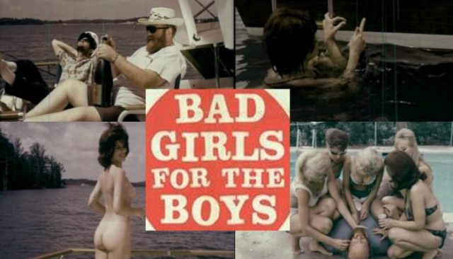 Bad Girls for the Boys (1966) watch vintage erotica