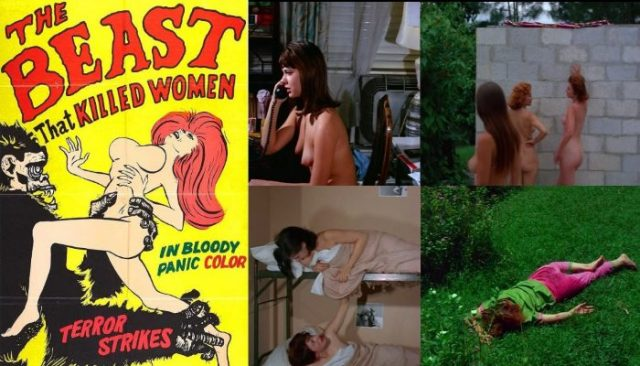 The Beast That Killed Women (1965) watch UNCUT