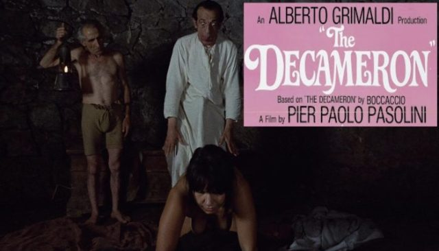 The Decameron (1971) watch UNCUT