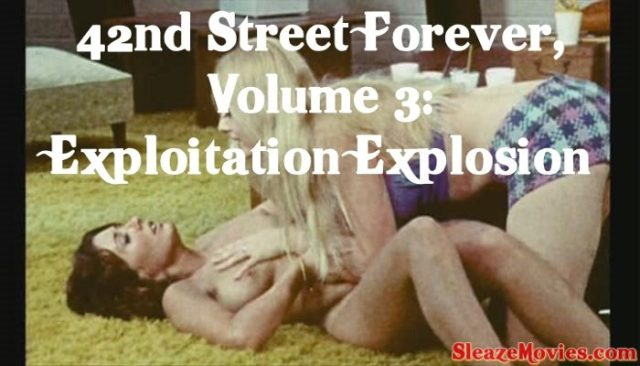 42nd Street Forever, Volume 3: Exploitation Explosion watch online
