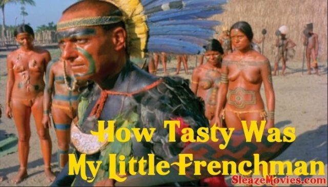 How Tasty Was My Little Frenchman (1971) watch online
