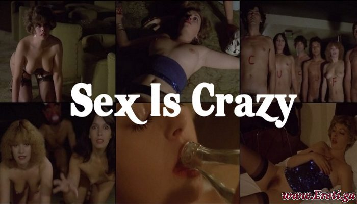 Sex Is Crazy (1981) Jess Franco