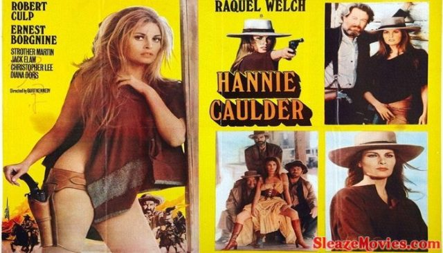 Hannie Caulder (1971) watch online