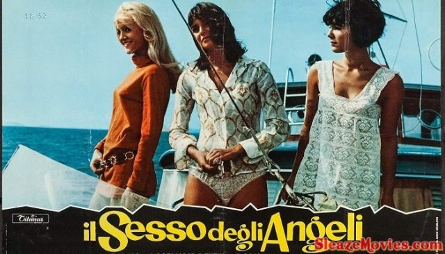 Sex of Angels (1968) watch online