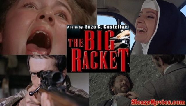 The Big Racket (1976) watch online