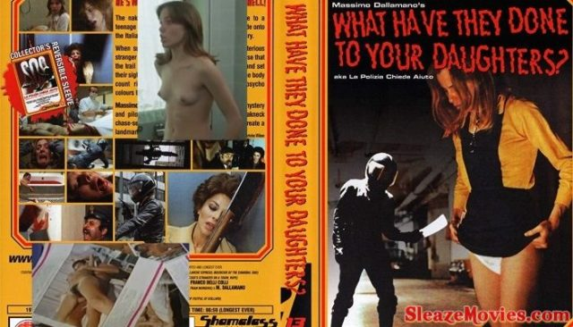 What Have They Done to Your Daughters (1974) watch online
