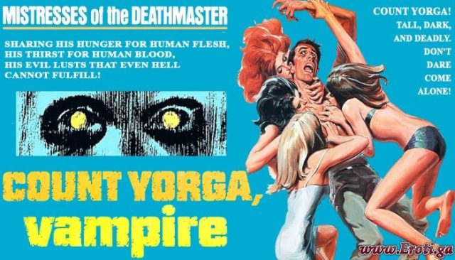 Count Yorga, Vampire (1970) watch online